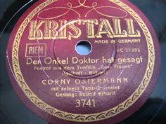 Das Meistersextett (Comedian Harmonists) - ( 2 / 3 )Der Onkel Doktor hat gesagt - YouTube