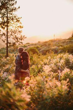 Mountain Engagement Photos