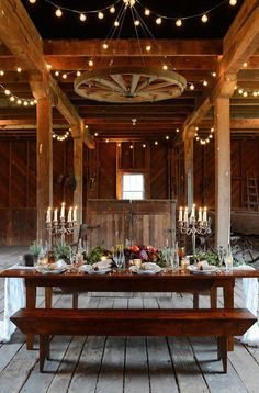 Engagement in the Barn