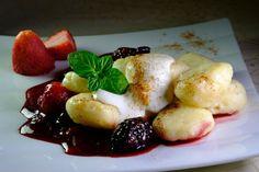 """Ukrajinské tvarohové """"syrníky"""" Cooking, Basket, Kitchen, Brewing, Cuisine, Cook"""