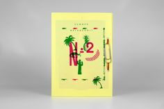 F U N Z I N E - Nº. 2 Summer Melancholy by MusaWorkLab , via Behance #fanzine #editorial design