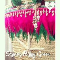 Capazo Hippy Green