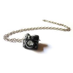 Camera Necklace now featured on Fab.