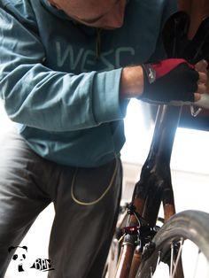 BAM Original // Workshop // #bamoriginal // #battlethemetal // #bamboo // #bambus // #bamboobike // #bamboobicycle // #bambusfahrrad // #Fixie // #Singlespeed // #Rennrad // #Carbon // #Karbon // #München // #Munich // #Workshop // # DIY // #bikelove //  www.bam-original.com