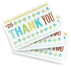Amazoncom 25 Gift Cards Pack of 3 Thank You Card Design >>> Visit the image link more details.-It is an affiliate link to Amazon. #ThankYouGift