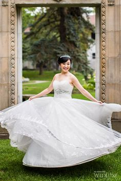 WedLuxe– Tai + Jason | Photography by: Ikonica Follow @WedLuxe for more wedding inspiration!
