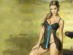 Sandra Valencia Lingerie - http://www.0wallpapers.com/1571-sandra-valencia-lingerie.html