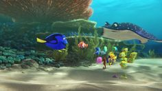 Finding Dory Trailer Reminds Us We Love Forgetful Fish