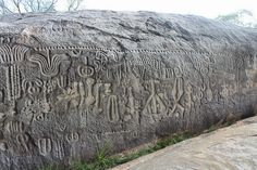 "Written in Stone: The Inga Stone—an ancient monument depicting a rare ""Star Map"" 