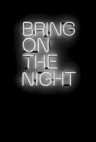 get into the spirit // bring on the night #saywhat