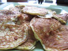 2 Ingredient Pancakes www.awanderingwallflower.blogspot.com