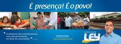Adesivo - Gabinete do Presidente da Câmara de Ipatinga