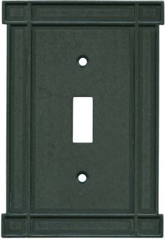Switchplates on pinterest switch plates outlet covers for Arts and crafts outlet covers