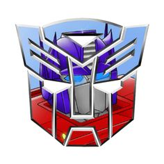 G1 Optimus Prime Autobot logo by Lady-ElitaOne on DeviantArt
