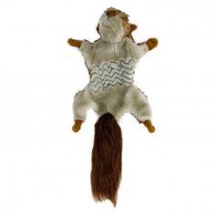 Brinquedo para Cães Esquilo com Buzina Classic Roadkill Squirrel Afp - MeuAmigoPet.com.br #petshop #cachorro #cão #meuamigopet
