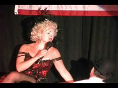 "MICHELE MARZANO LIVE as MARILYN MONROE ""River Of No Return"" Susan G. Kom..."