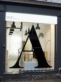 Advertlab at Computerlove - Typography Concept Store