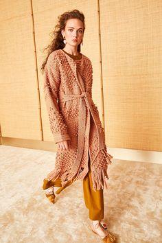 Ulla Johnson Resort 2018 Fashion Show Collection