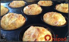 Easy Cheese Muffins - Just a Mum