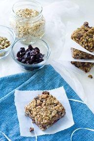 Gluten Free Granola Bars Recipe