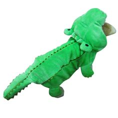 3D Fleece Crocodile Design Costume - Green