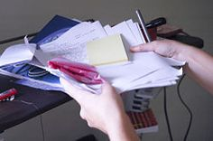 Clean Up Your Desk - wikiHow