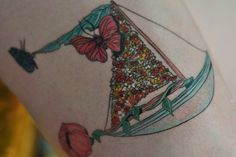 A concept like this for my tattoo?