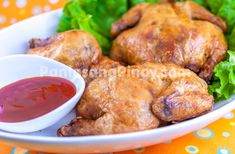 Spring Fried Chicken reminds me of the old restaurants in Manila that serve delicious crispy fried chicken. This fried chicken recipe is a sure keeper.