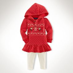 Bear Fleece Set - Baby Shop All   Baby - RalphLauren.com