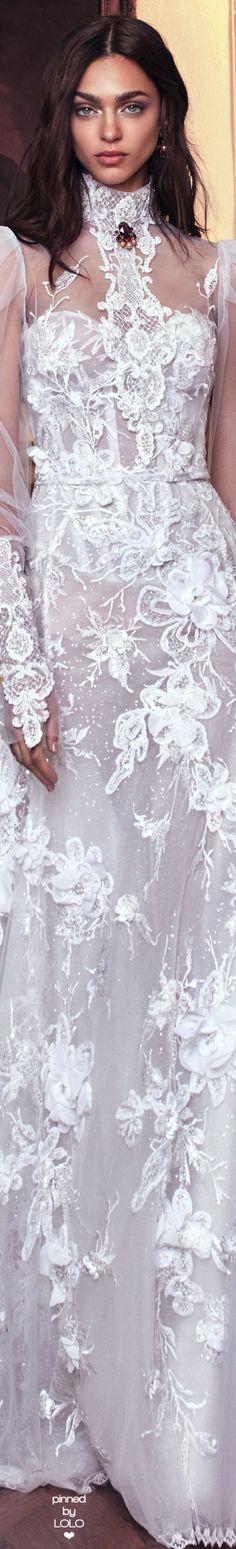 GALIA LAHAV SPRING 2018 WEDDING GOWNS   VICTORIAN AFFINITY