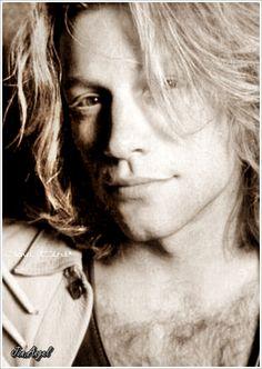 Jon Bon Jovi ... the younger years....