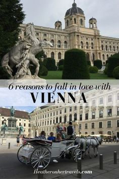 Read about 6 reasons to fall in love with Vienna