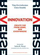 """""""Reverse Innovation"""" encourages readers to take a critical look at innovation and how to utilize it to keep up in the modern, global economy. It stresses the fact that technology and information sharing have become so accessible and that the richest countries will no longer have complete control of new innovations."""