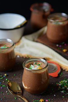 Vegan Irish Cream Mousse | Simple Seasonal