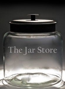 The Jar Store - good source for inexpensive jars