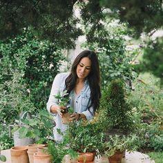 Gardening | Be ever blooming | Magnolia Market | Joanna Gaines | Waco, TX