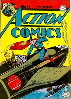 In Action Comics #63, August 1943, this Japanese pilot regrets having joined up.