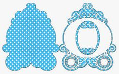 convite cinderela carruagem - Pesquisa Google