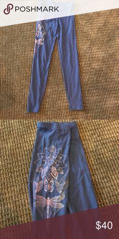 American apparel leggings with design American apparel leggings with design American Apparel Pants Leggings