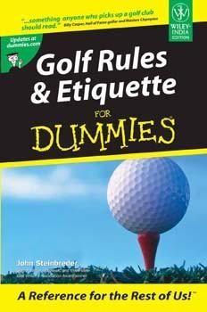Golf Rules & Etiquette for Dummies