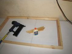 How to Build a Custom Sized Stretch Canvas