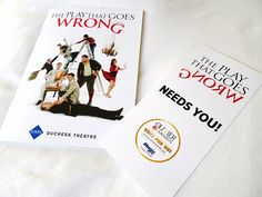 A View from the Balcony: Review: The Play That Goes Wrong