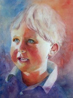 Hanna Adler - Watercolor Art Gallery