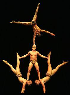 Amazing  #cirque du soleil. #Deliurium, 2007