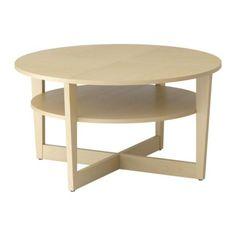VEJMON Couchtisch IKEA Separate Ablage für Zeitungen usw., dadurch bleibt mehr Platz auf dem Tisch.