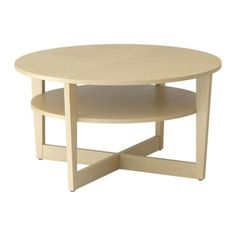 VEJMON Coffee table - birch veneer - IKEA