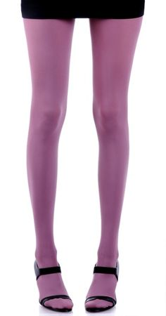 Designer Tights Purple #TrendyLegs