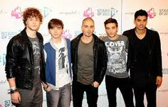 nathan sykes is part of the wanted it is Nathan,Tom,Max,Siva,Jay