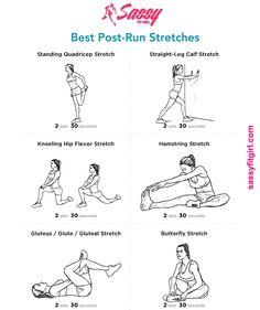 Best Post-Run Stretches