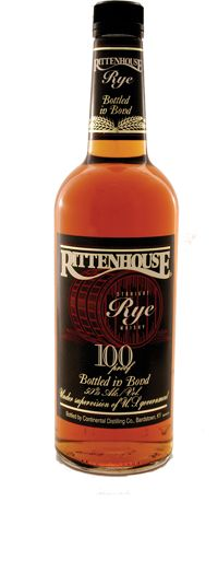 Rittenhouse Straight Rye Whisky by Heaven Hill Distilleries - Kentucky Bourbon Whiskey and other Fine Spirits